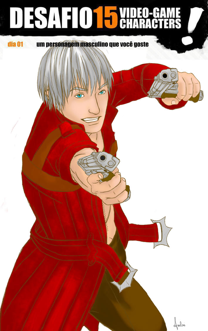 Devil May Cry by axelni