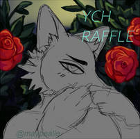 YCH Free Icon Raffle (open) by maybealle