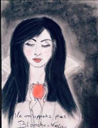 Blanche par EloseSardano by mayagally