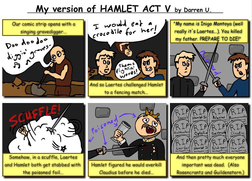 Translating Shakespeare With Chogger Comics Teacher Tech