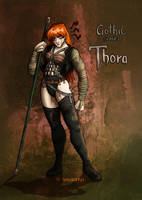 Gothic: Sequel - Thora by Sinsitra