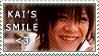 Kai smile stamp by blitzgun by Gazette-K-a-i-Lovers