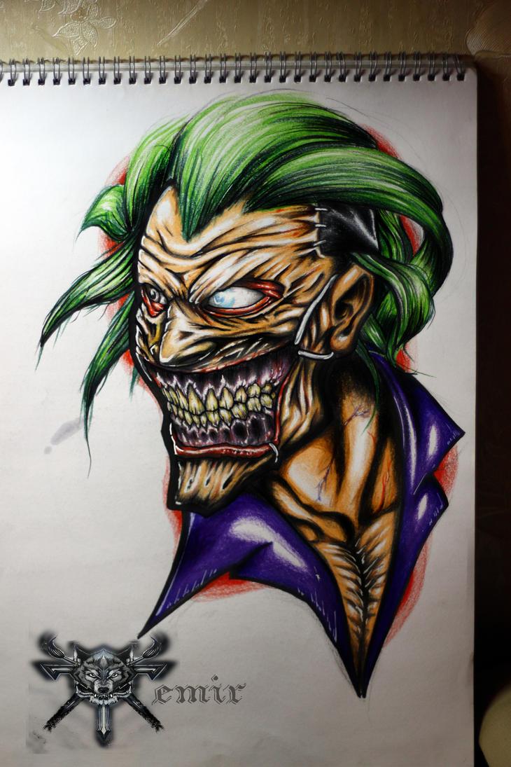 Joker by TimHag