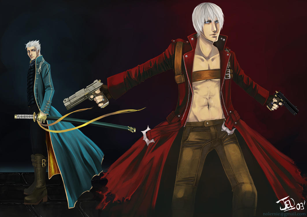 -Devil May Cry- by obsceneblue