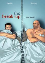 -The Break-Up- by obsceneblue