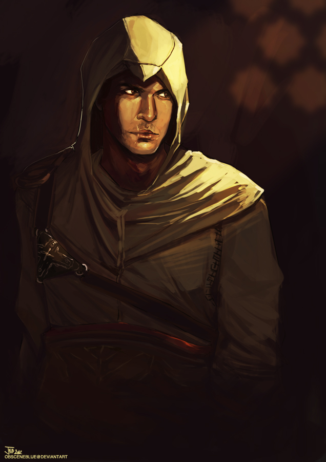 -Altair- by obsceneblue