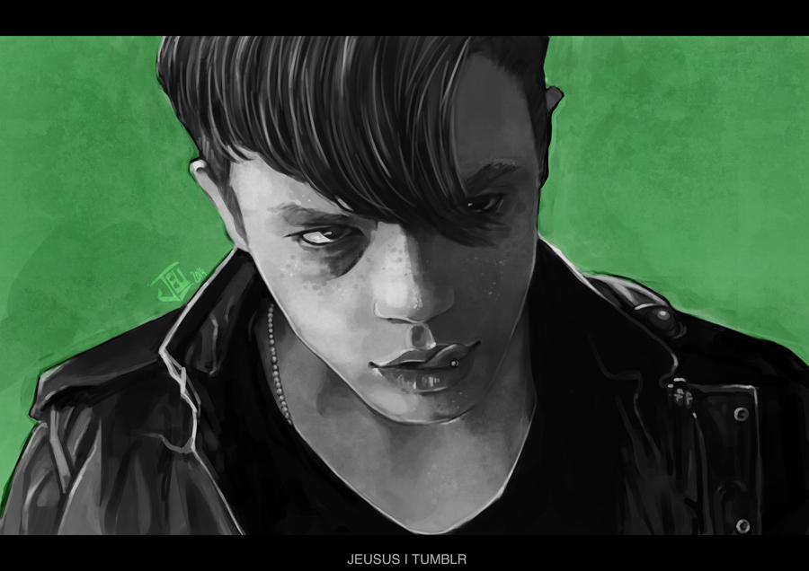 -Harry Osborn- by obsceneblue