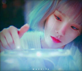 In The Rain - Taeyeon by alottaedits