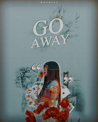 Go Away - k.sg by alottaedits