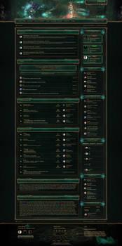 Amsaya.eu - Board RPG Game Design