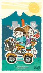 Poster Residente Mty by ross-marisin