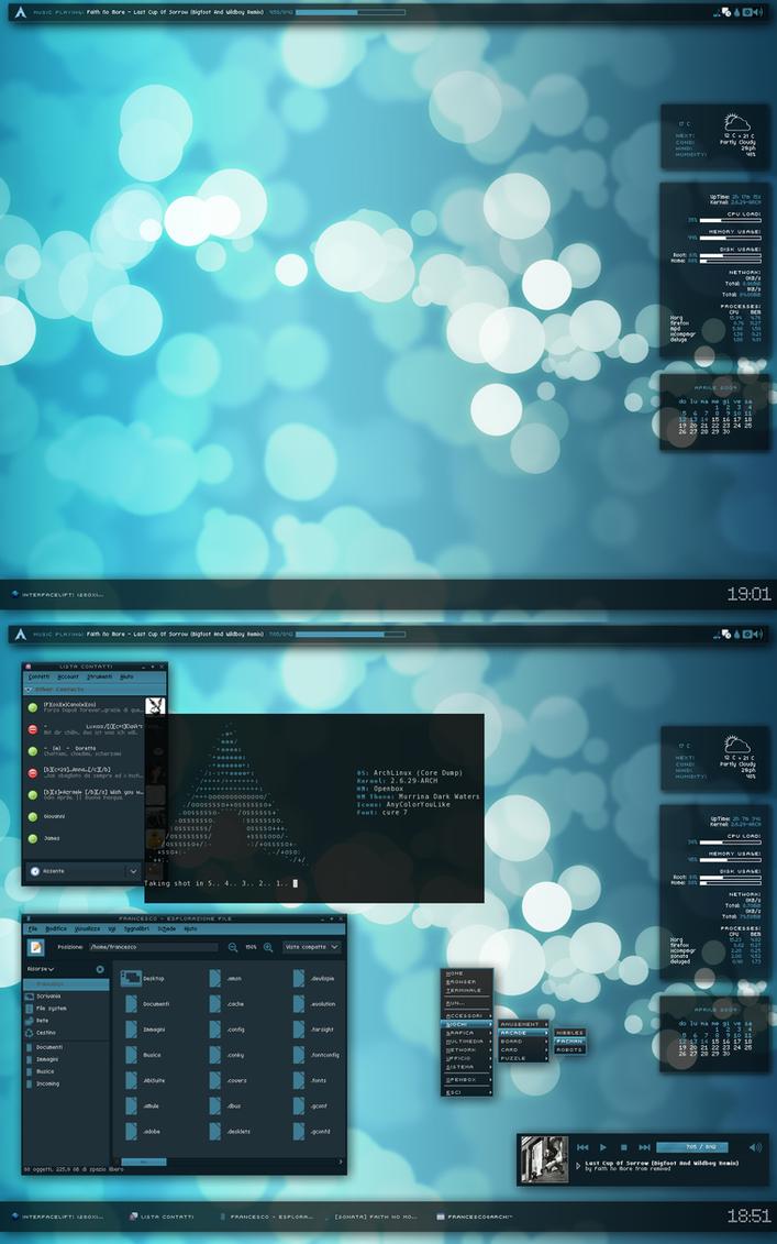 April 2009 Desktop by YtseJammin