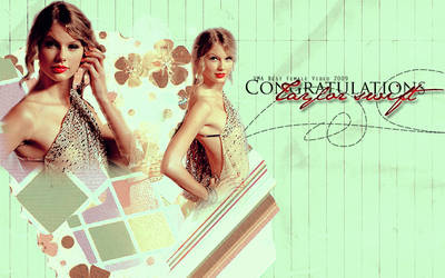 Taylor Swift 4 by imBULLETproof