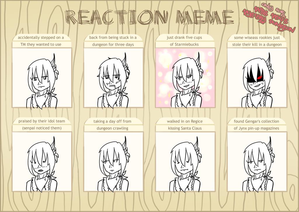 Zak Expression Meme ft. Longer hair by Kimmy-x3