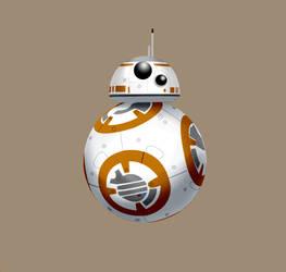 BB-8 by FearLessLiza