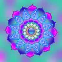 Mandala by pinkal09