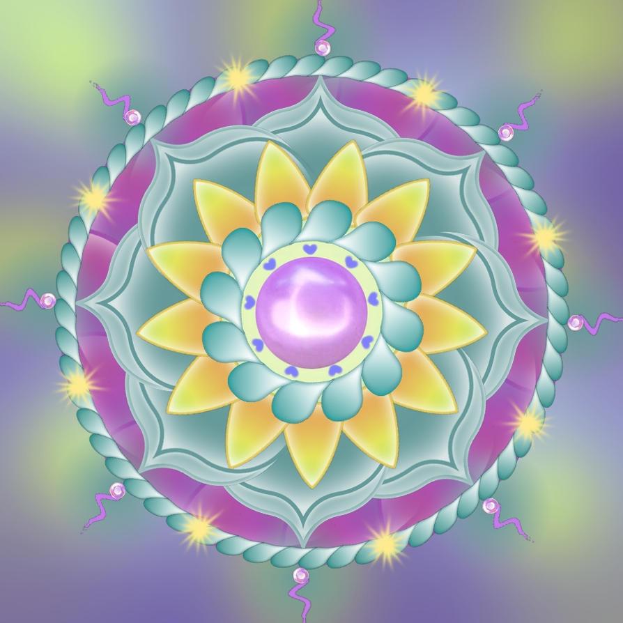 Mandala 2 by pinkal09