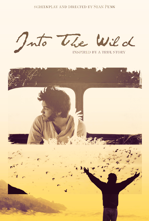 into the wild poster remake by anzelmute on deviantart