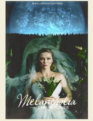 Melancholia poster remake by Anzelmute