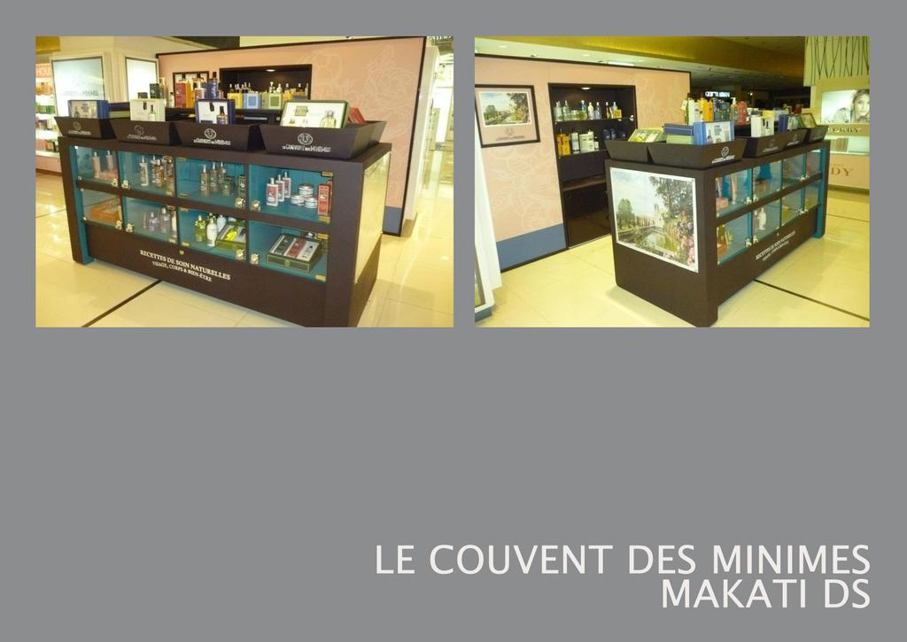 Le couvent des minimes sm makati dept store by praisegaspar on deviantart - Le couvent des minimes ...