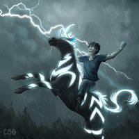 PG - Can You Hear The Thunder In My Chest by PaperZombiie