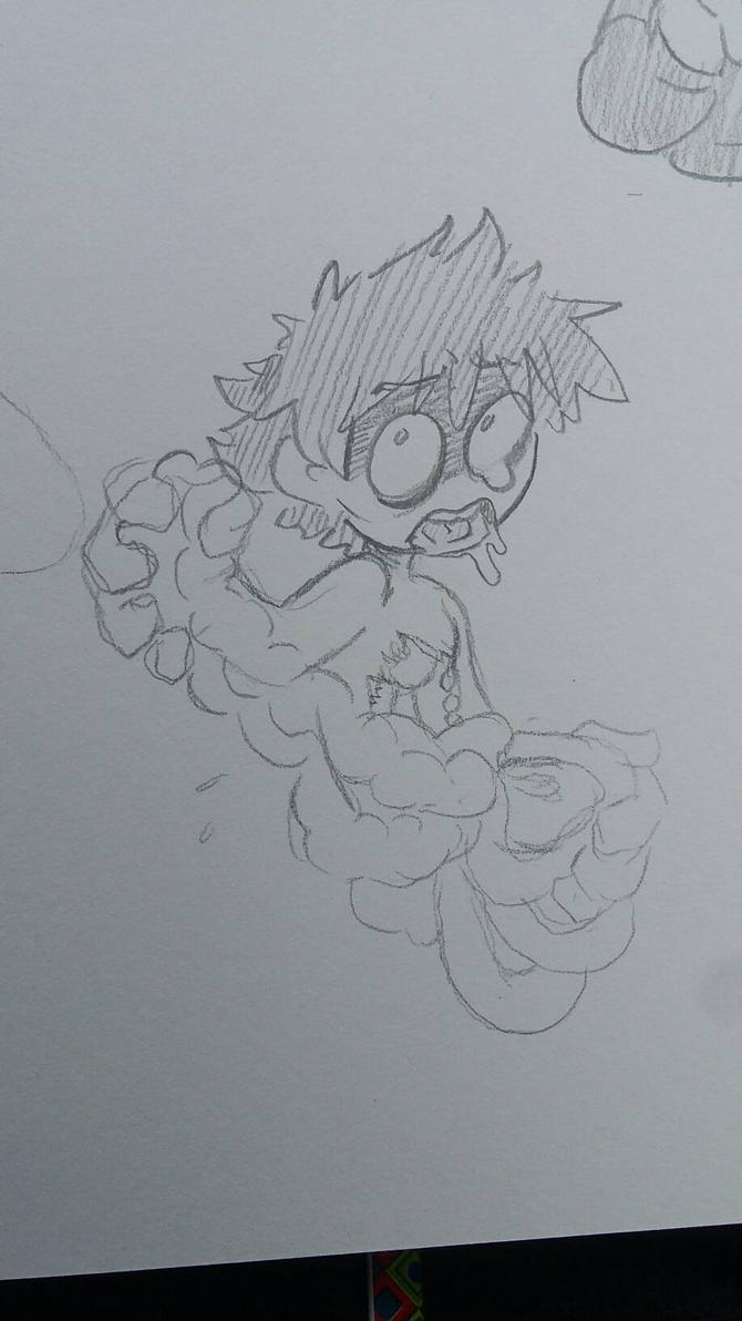 Gyooooooooug by SailorMango