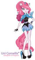 Monster High OC Uni Cornellis