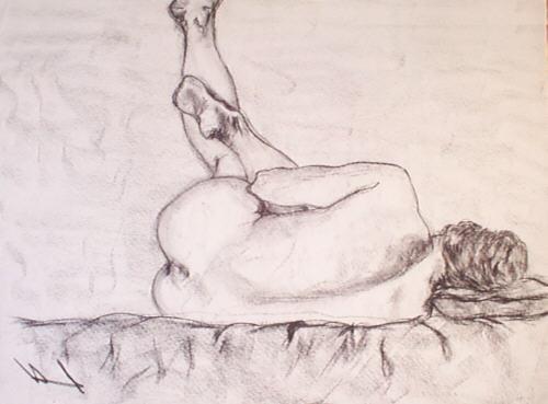 nude 6 by hamedb