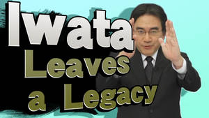 Tribute to Mr. Iwata