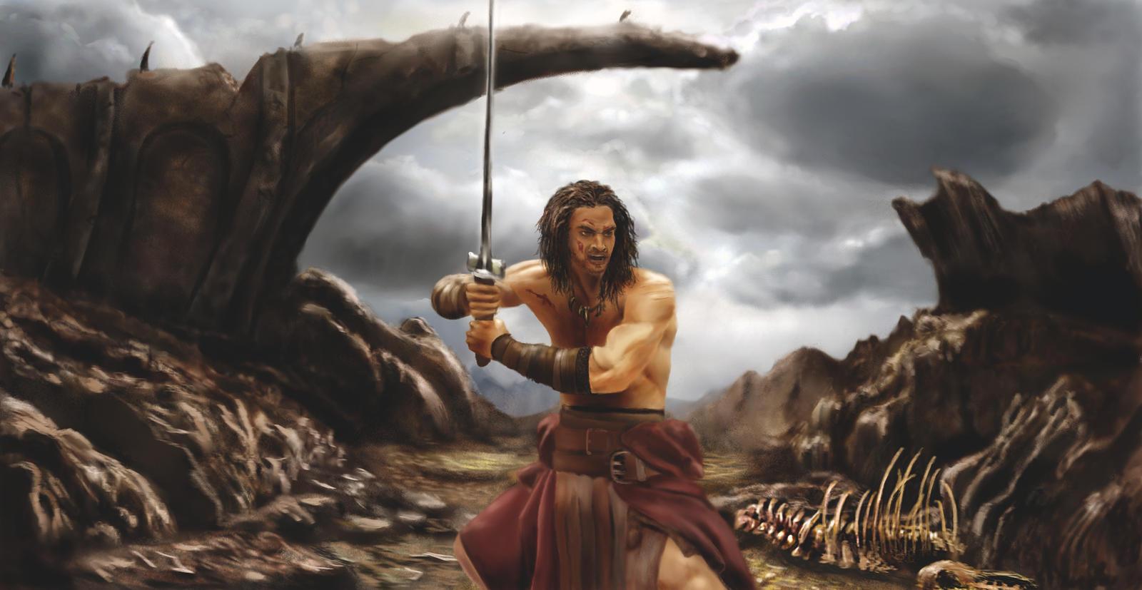 Conan 2011 Pretty conan the barbariancrushtested on deviantart