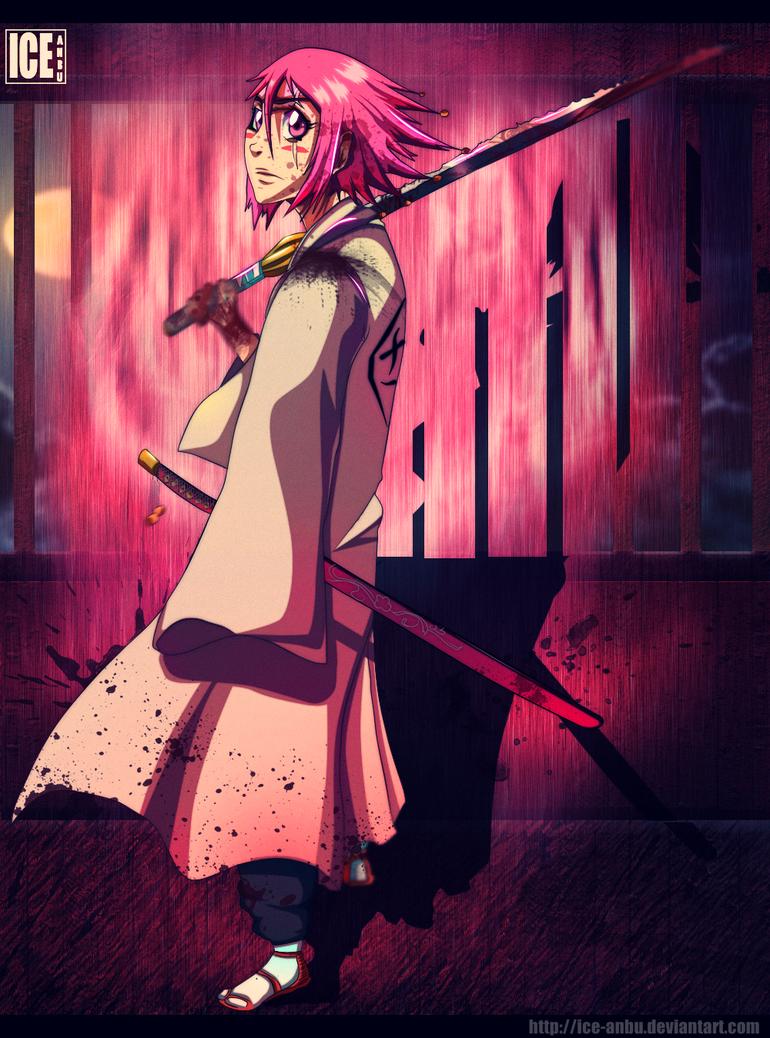 Bleach: Captain Yachiru by ice-anBu