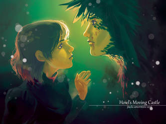Howl's Moving Castle by Paola0405