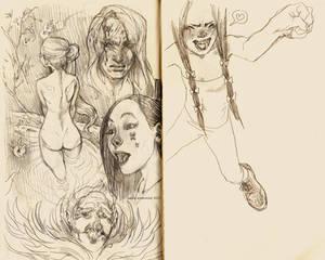Sketchbook Collage 17