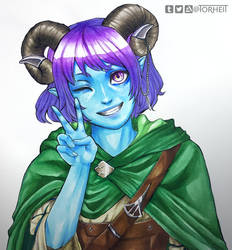 CR - Jester by Torheit-Skadi