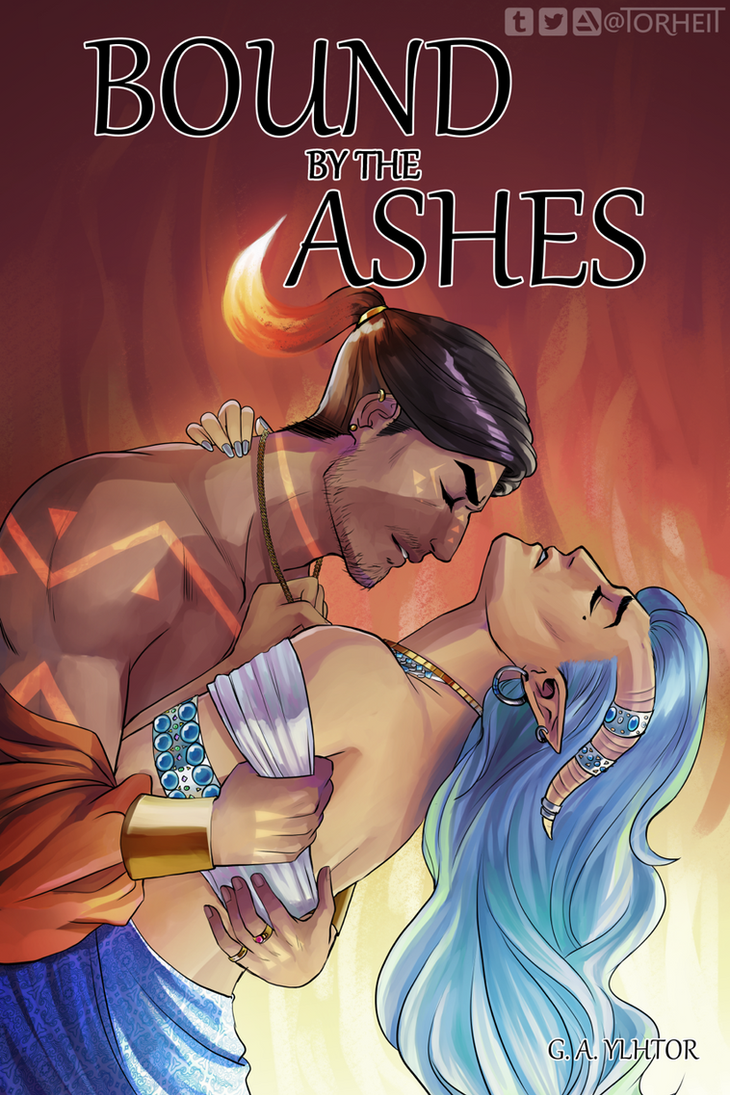 DnD - Bound By The Ashes by Torheit-Skadi