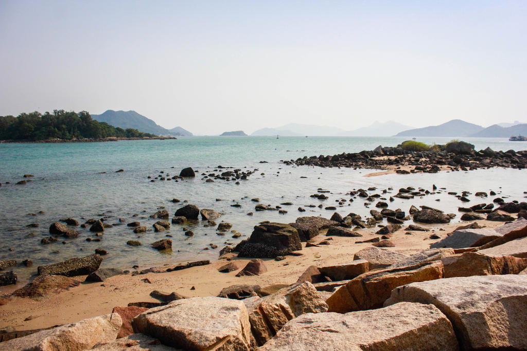 Sai Kung Beach by tubbums32