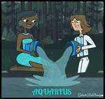 Total Drama Jashawn- Aquarius