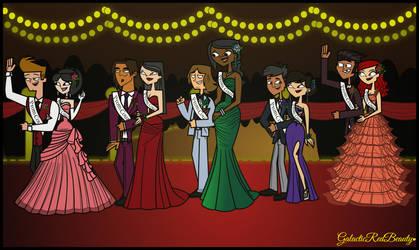 Total Drama Prom Court!
