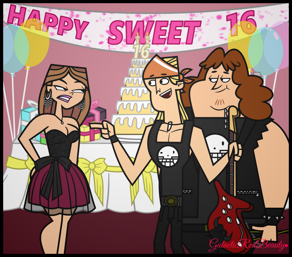 Tdrr - Taylors Sweet 16Th Birthday By Galactic-Red-Beauty -7662