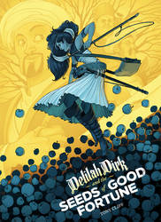 Delilah Dirk and the Seeds of Good Fortune - Cover