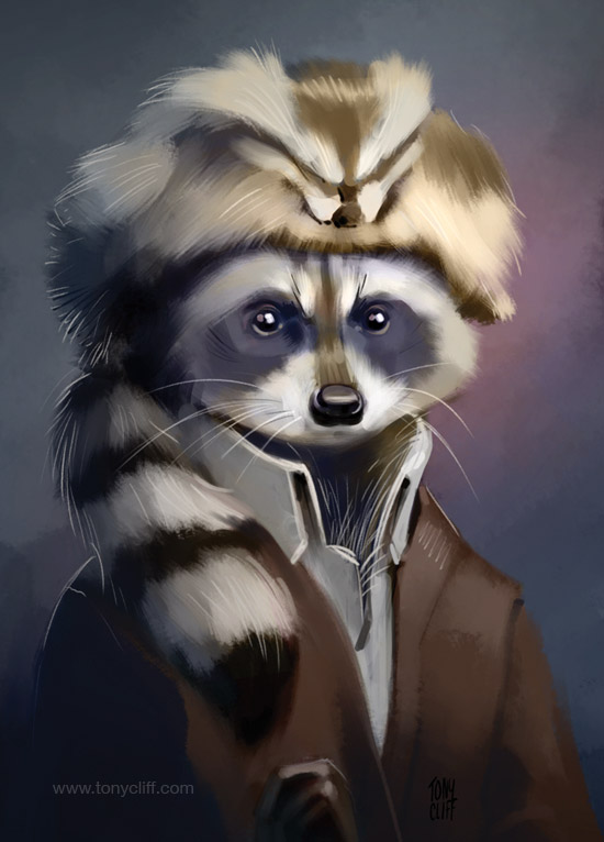 Carded 2013 - Coon skin cap by TangoCharlieESQ on DeviantArt