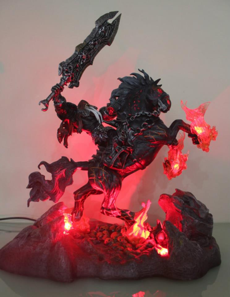 Fan Photo of the day! War and Ruin Statue by StateOfTheArt ...