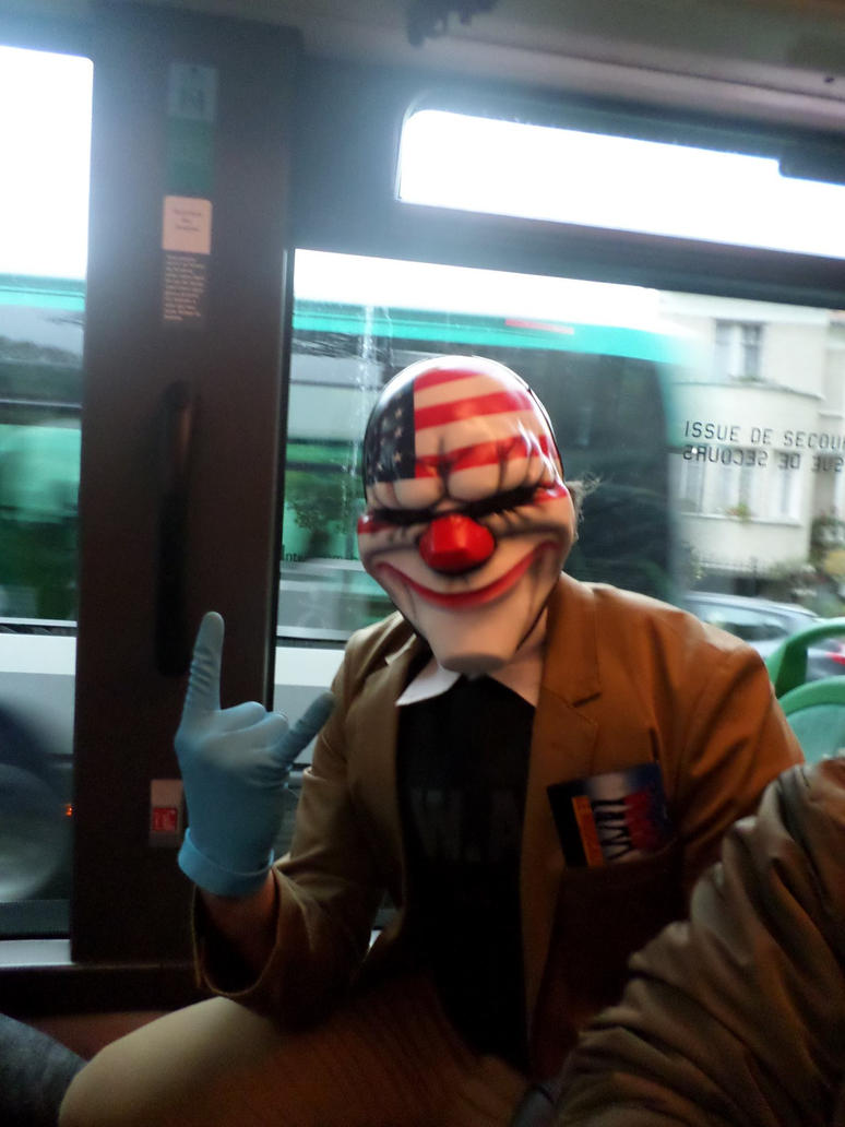 Payday 2 Dallas (V2) by mat500