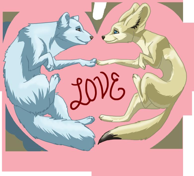 Happy Valentine's Day by AzuraRiverja