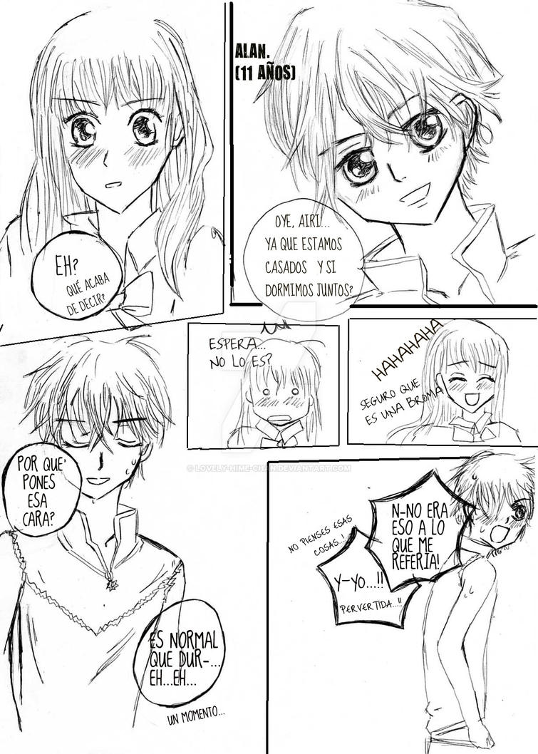 Doujishi MeruPuri pag 1 by Lovely-Hime-chan