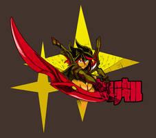 Kill la Kill: Ryuko by AlexRoivas