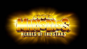 Super Mario Bros. Heroes of the Stars Logo