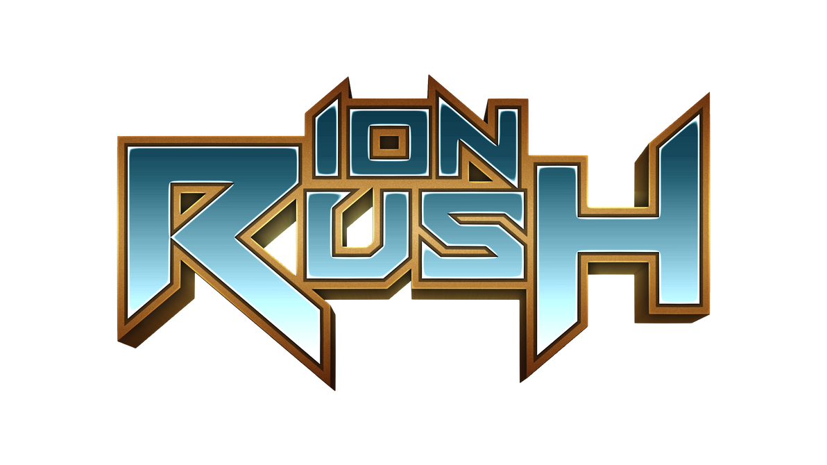 Ion Rush Logo by Mauritaly