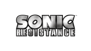 Sonic Resistance Logo by Mauritaly