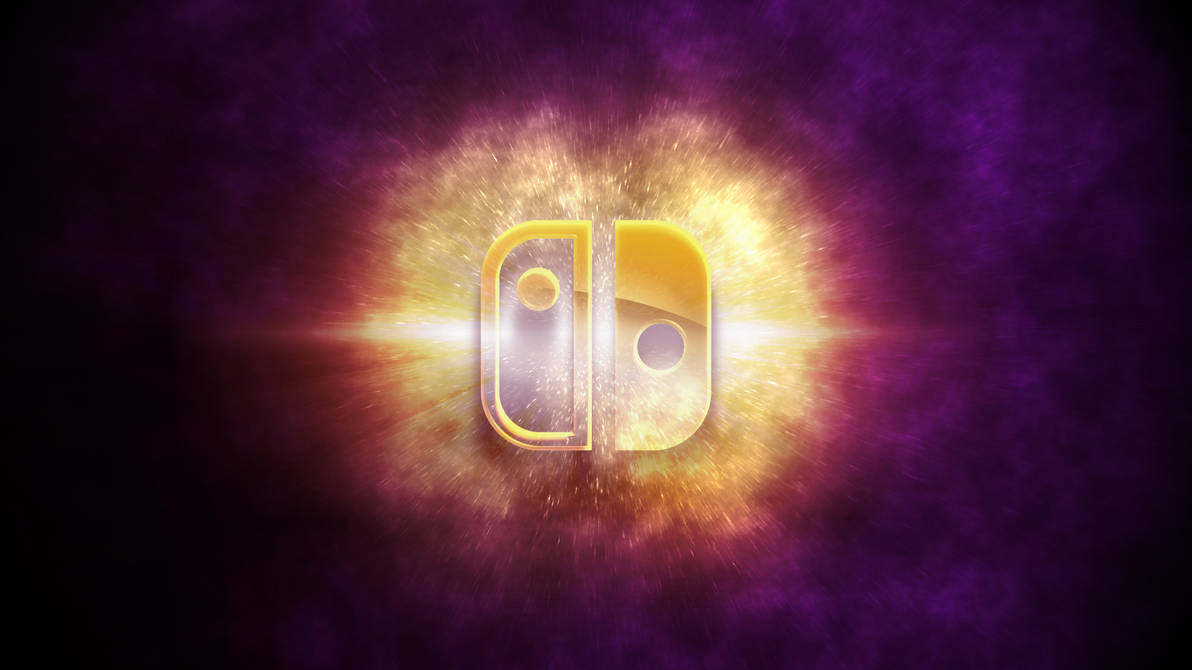 Nintendo Switch Galaxy Wallpaper By Mauritaly On Deviantart